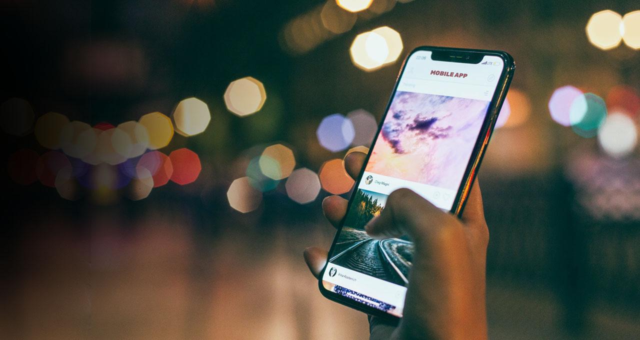 Mobil uygulama geliştirme